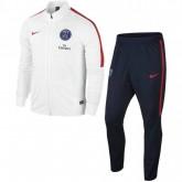Survetement PSG 2016/2017 Blanc Soldes Paris
