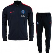 La Collection 2017 Survetement PSG 2016/2017 Marine