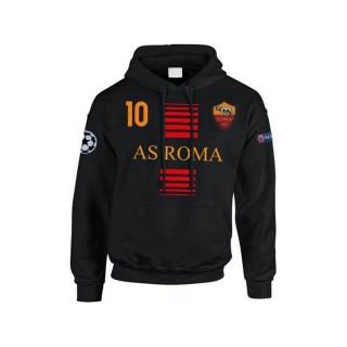 Acheter Sweat a Capuche AS Roma TOTTI 2016/2017