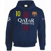 Vente Privée Sweat a Capuche Barcelone Enfant MESSI 2016/2017