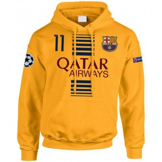 Sweat a Capuche Barcelone NEYMAR 2016/2017 Boutique En Ligne