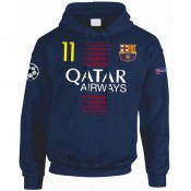 Sweat a Capuche Barcelone NEYMAR 2016/2017 Prix France