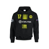 Mode Sweat a Capuche Dortmund AUBAMEYANG 2016/2017