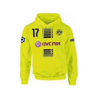 Sweat a Capuche Dortmund Enfant AUBAMEYANG 2016/2017 Boutique Paris