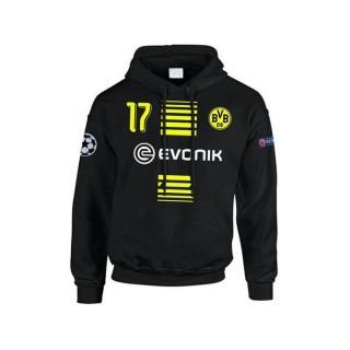Sweat a Capuche Dortmund Enfant AUBAMEYANG 2016/2017 Remise Nice