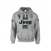Sweat a Capuche Juventus HIGUAIN 2016/2017 Vendre France