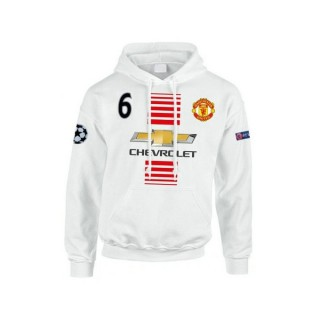 Sweat a Capuche Manchester United POGBA 2016/2017 Site Officiel France