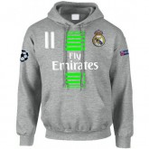 Sweat a Capuche Real Madrid BALE 2016/2017 au Meilleur Prix