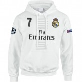 Sweat a Capuche Real Madrid Enfant RONALDO 2016/2017 Escompte En Lgine