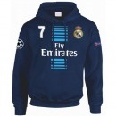 Achat de Sweat a Capuche Real Madrid RONALDO 2016/2017