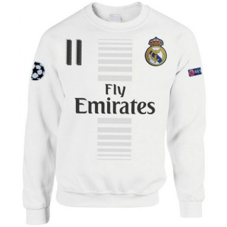 Sweat Real Madrid BALE 2016/2017 à Petits Prix