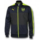Veste Arsenal 2016/2017 Noir 2 Boutique France