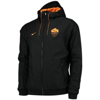 La Boutique Officielle Veste As Roma 2016/2017 Noir