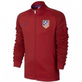 Officielle Veste Atletico Madrid 2016/2017 N98 Rouge