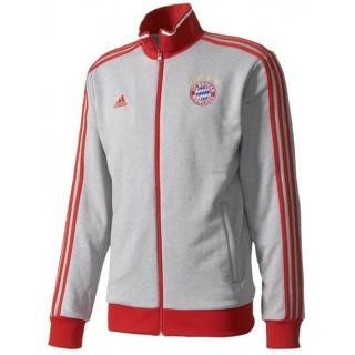 Achat Nouveau Veste Bayern 2016/2017 3s Gris Rouge