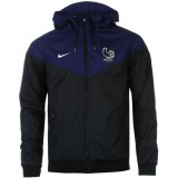 La Collection 2017 Veste Equipe De France 2016/2017 Euro 2016 Bleu Cv