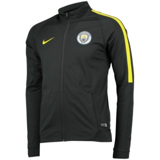 Veste Manchester City 2016/2017 Gris Paris