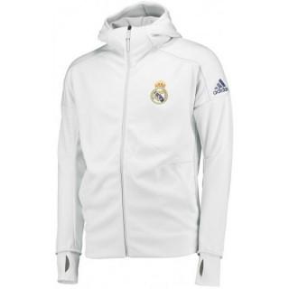 Boutique Veste Real Madrid 2016/2017 Capuche En Ligne