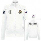 Veste Real Madrid Bale 2016/2017 Blanc Boutique En Ligne