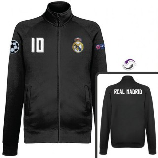 Boutique de Veste Real Madrid James 2016/2017 Noir