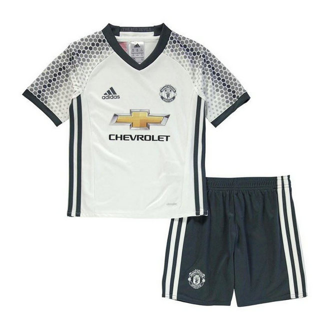 Ensemble Manchester United Enfant 2016/2017 Maillot Short Third