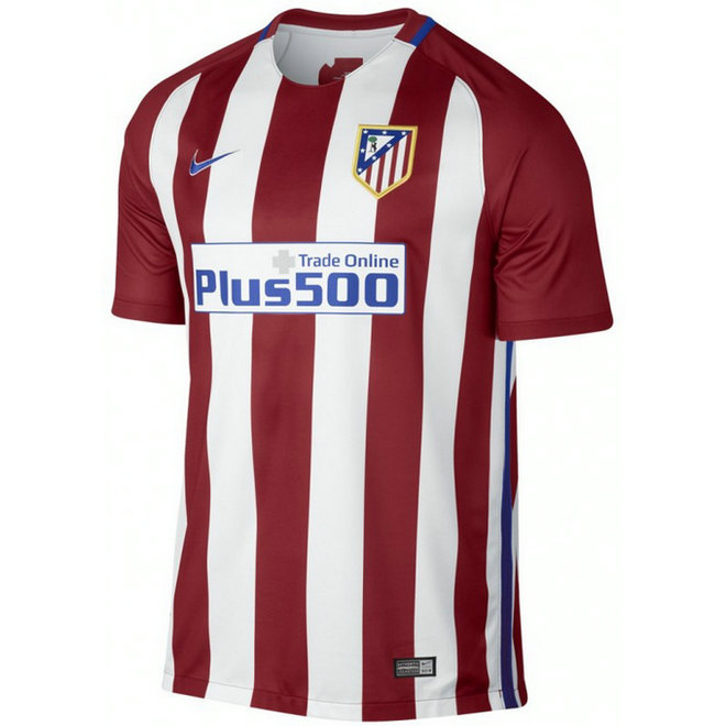 Maillot Atletico Madrid 2016/2017 Domicile