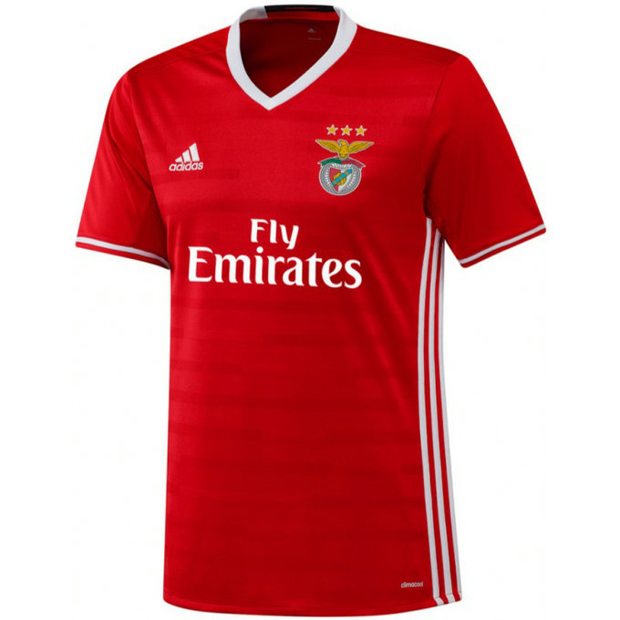 Maillot Benfica 2016/2017 Domicile