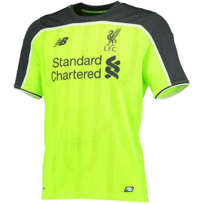 Maillot Liverpool 2016/2017 Third