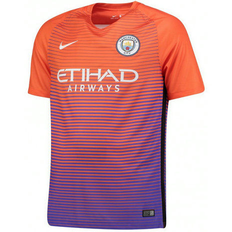 Maillot Manchester City Enfant 2016/2017 Third