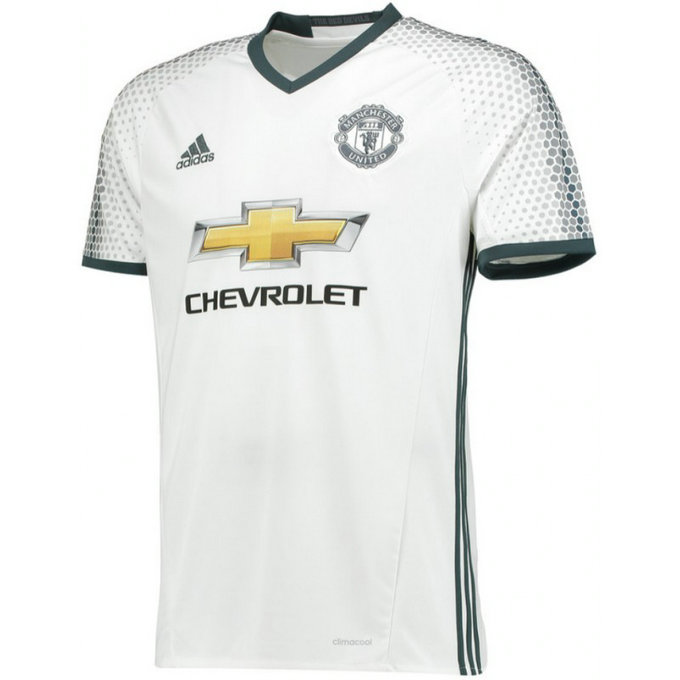 Maillot Manchester United Enfant 2016/2017 Third