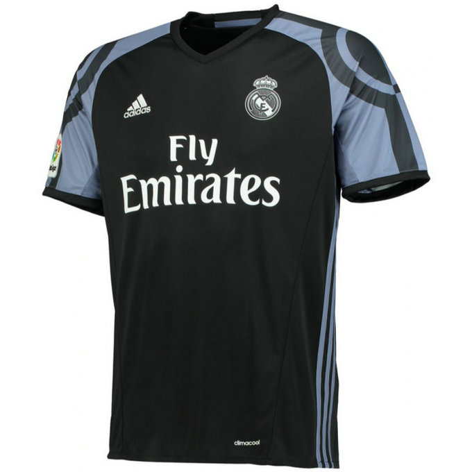 Maillot Real Madrid Enfant 2016/2017 Third