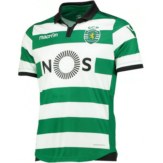 Maillot Sporting Portugal 2016/2017 Domicile
