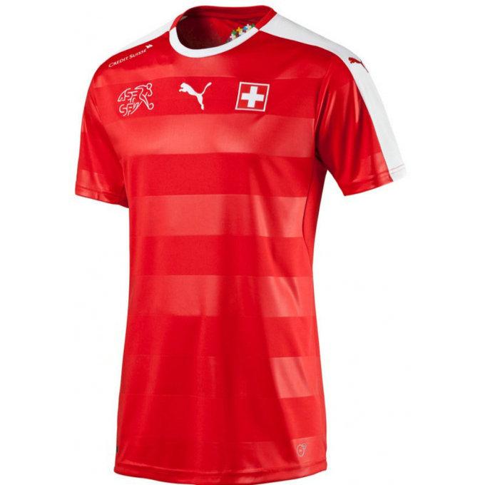 maillot suisse enfant 2016 2017 euro 2016 domicile pas cher paris. Black Bedroom Furniture Sets. Home Design Ideas