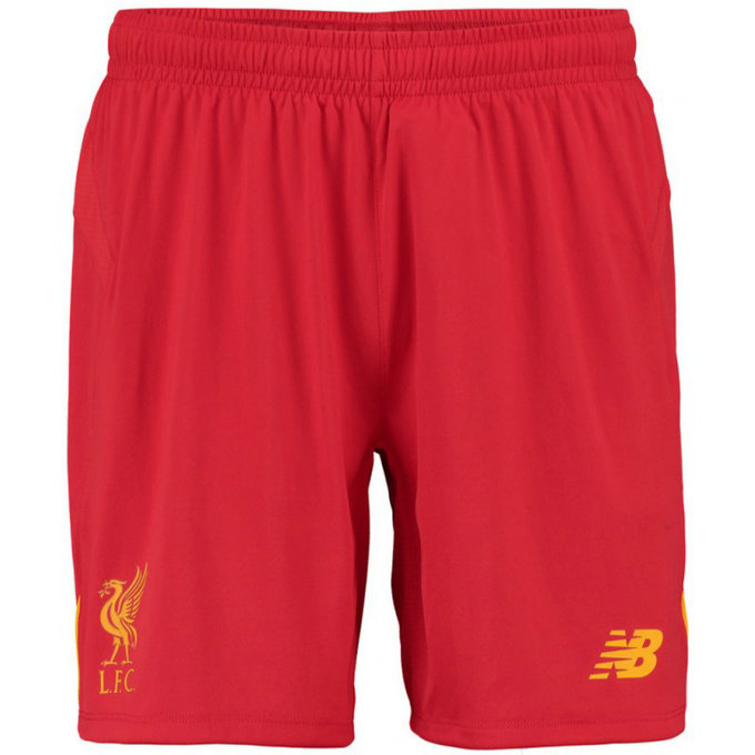 Short Liverpool 2016/2017 Domicile