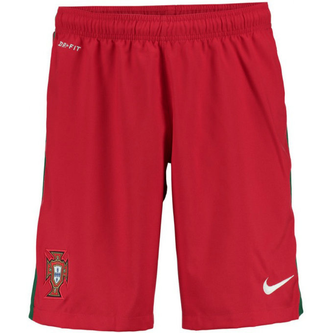 Short Portugal 2016/2017 EURO 2016 Domicile