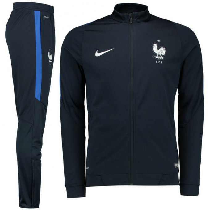 Survetement Equipe De France 2016/2017 Euro 2016