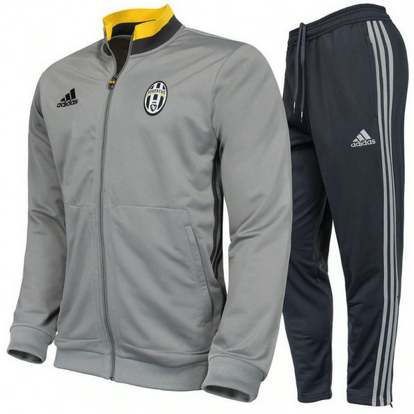 Survetement Juventus 2016/2017 Gris