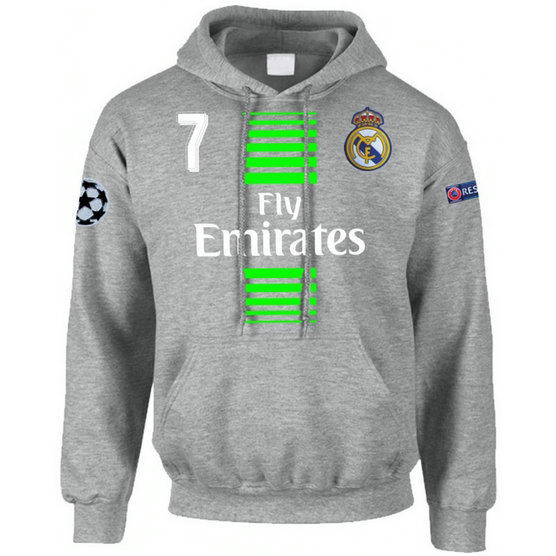Sweat a Capuche Real Madrid Enfant RONALDO 2016/2017