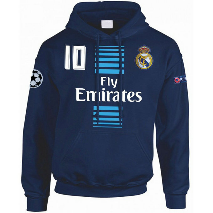 Sweat a Capuche Real Madrid JAMES 2016/2017