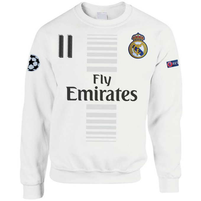 Sweat Real Madrid BALE 2016/2017