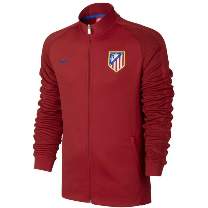 Veste Atletico Madrid 2016/2017 N98 Rouge