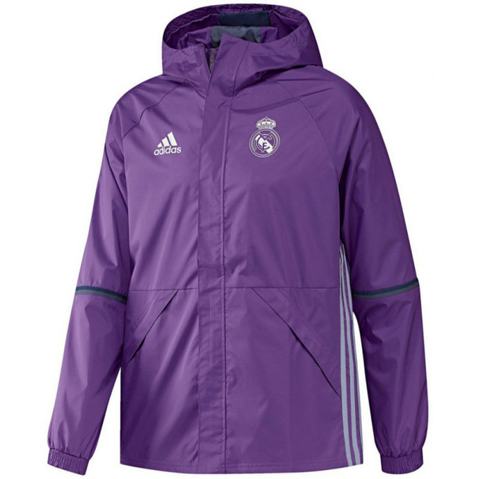 Veste Real Madrid 2016/2017 Impermeable