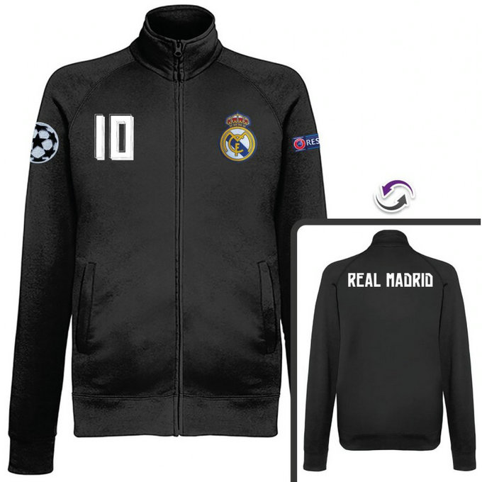 Veste Real Madrid James 2016/2017 Noir