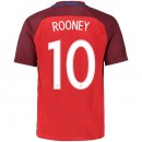 Vente Privee Maillot Angleterre ROONEY 2016/2017 EURO 2016 Extérieur