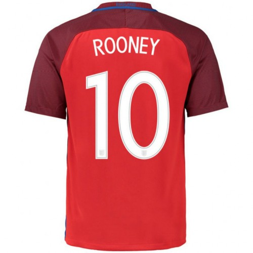 vente privee maillot angleterre rooney 2016 2017 euro 2016 ext rieur. Black Bedroom Furniture Sets. Home Design Ideas