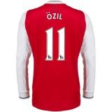 Vente Privee Maillot Arsenal OZIL 2016/2017 Domicile Manches Longues