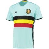 Nouvelle Collection Maillot Belgique 2016/2017 EURO 2016 Extérieur