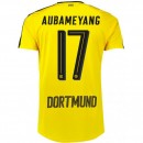 Maillot Dortmund Enfant AUBAMEYANG 2016/2017 Domicile Vendre