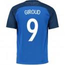 La Collection 2017 Maillot Equipe de France GIROUD 2016/2017 EURO 2016 Domicile