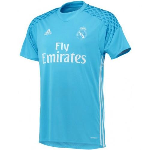 4b27ba4c5fa03 Maillot Gardien Real Madrid Enfant 2016/2017 Domicile Pas Cher Nice